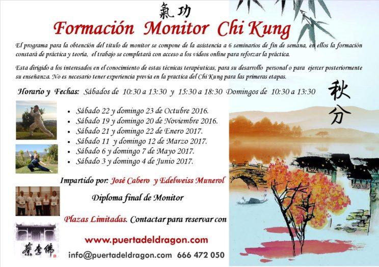 curso Marbella monitor 2016-17