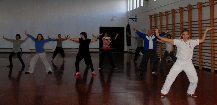 Curso Monitor Chi Kung