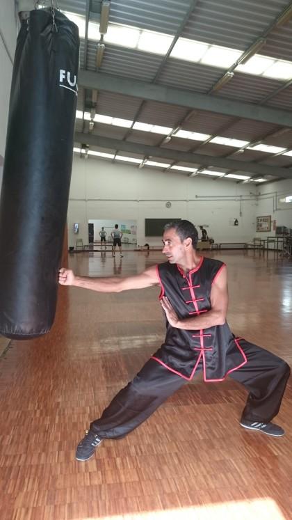 Saco Kung Fu