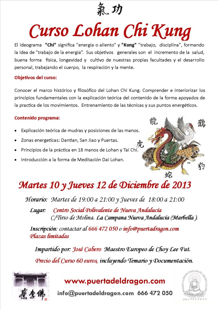 Curso Nueva Andalucia