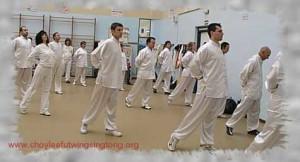 Practica Chi Kung