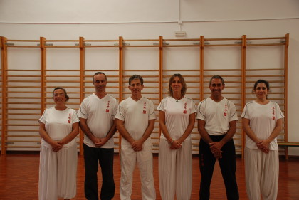 Monitores  Instructores Chi Kung