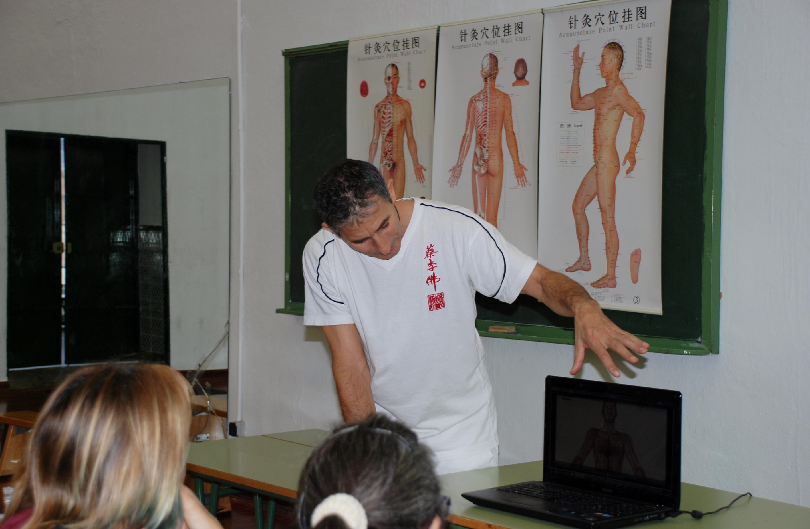 Curso Instructor Chi Kung